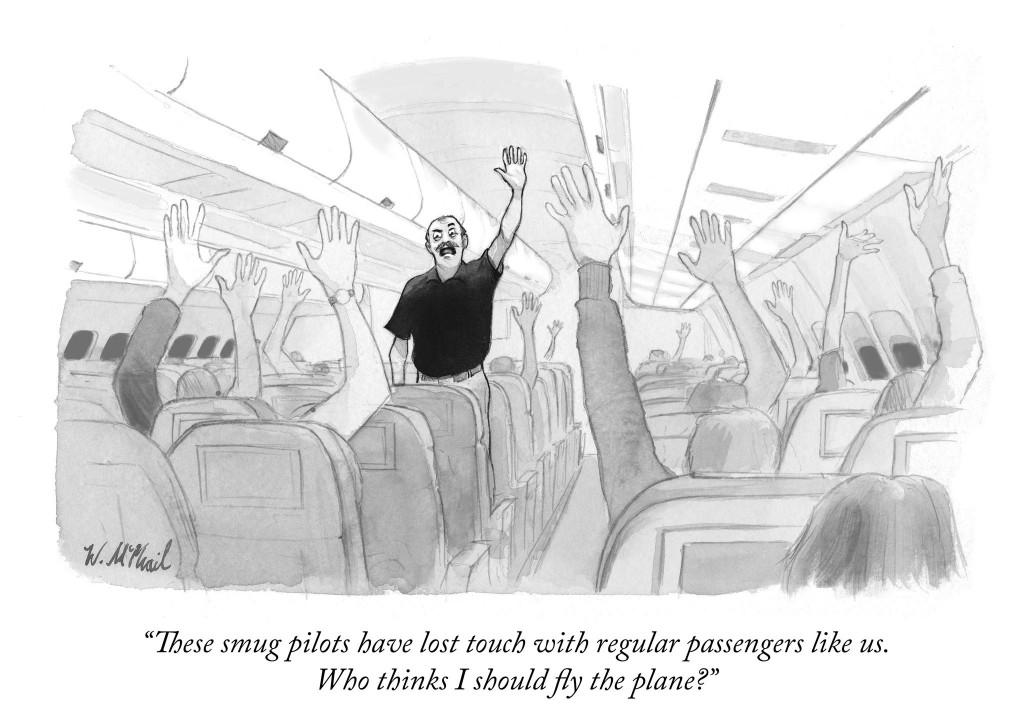 Vignetta New Yorker
